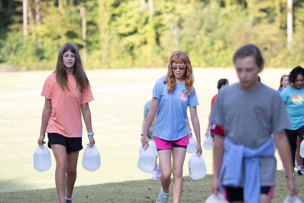 2019 7th Grade Walk for Water