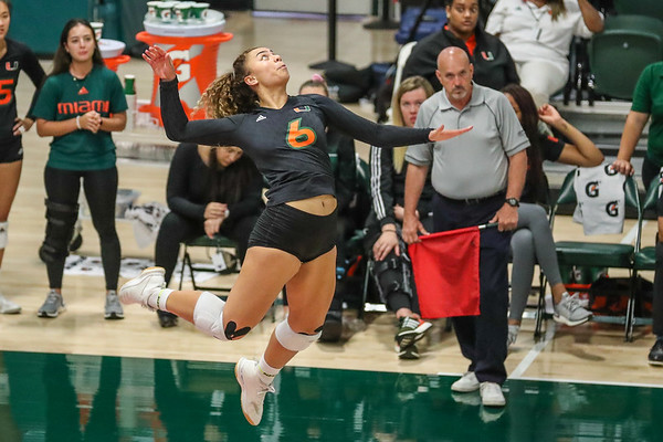 University of Miami Volleyball