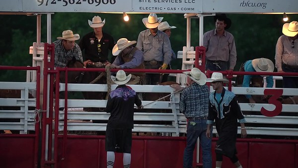 Saddle Bronc Saturday Night Blue Ridge Rodeo
