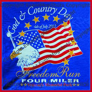 2011.07.04 Freedom Run 4 Miler