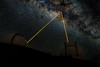 Keck Observatory AO Lasers at Galactic Center 2