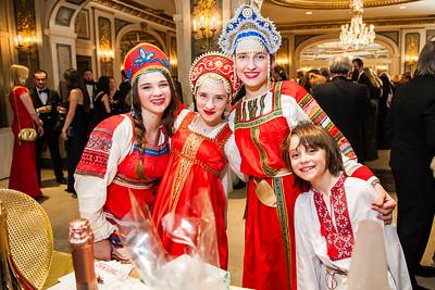 Petroushka Ball 2015