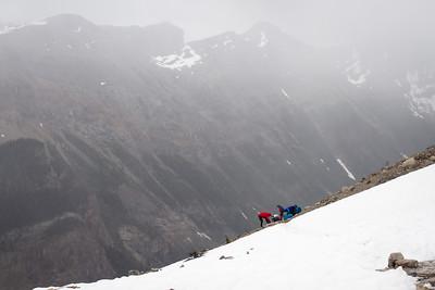 2019-07 Iceline Trail, Yoho NP