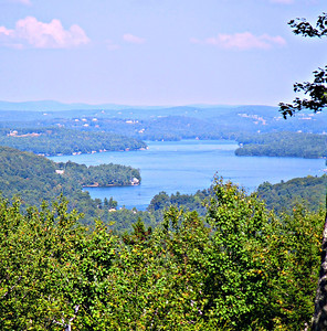 Bald Sunapee and Bear Hill (August 26)