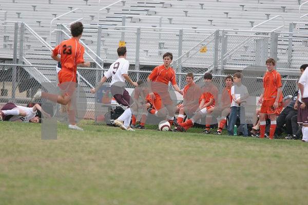 Central vs Catholic Soccer 01 21 2006