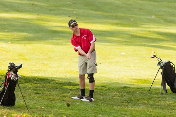 2020 NHIAA Division IV Golf Championship (Oct. 15, 2020)