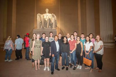 2016-09-19 DC - Visit @ Lincoln Memorial