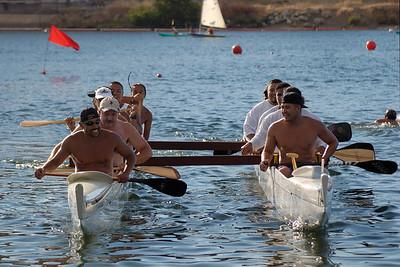 Outrigger Canoe Regatta