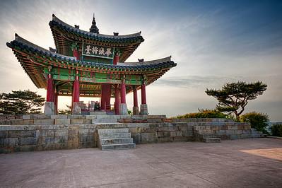 Hwaseong Fortress, Suwon South Korea