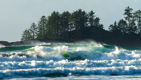 Long Beach, Ucluelet & Tofino - Winter Roadtrip