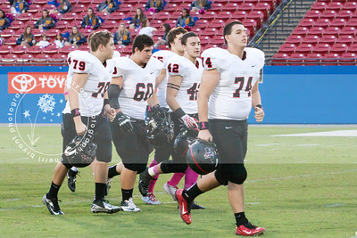 LHS vs Frisco 10/18/2013