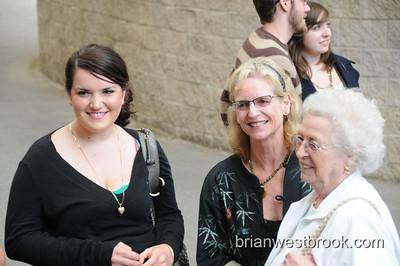 Michelle Dunn UCSC Graduation (June 2008)