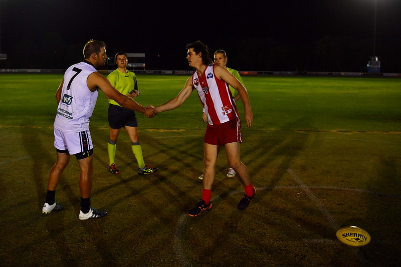 """A"" Grade Paringa v Sedan-Cambrai (Round 1) Night Game"