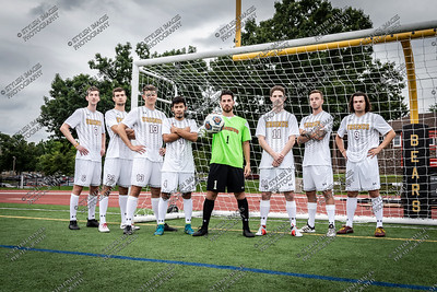 UC Men's Soccer 2018