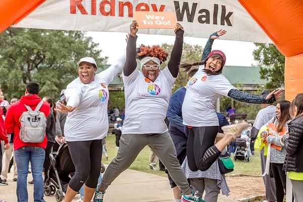 Kidney Walk 11-11-18
