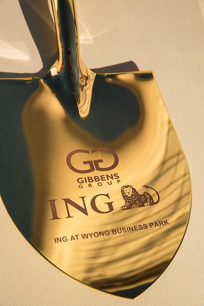 Gibben Group & ING Sod Turning Presentation 20.07.2020