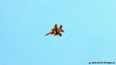 McDonnell Douglas (Boeing) F-15 Eagle