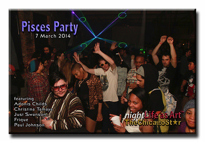 7 march 2014 pisces party