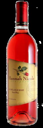 Hannah Nicole Vineyards Bottles 8-2011