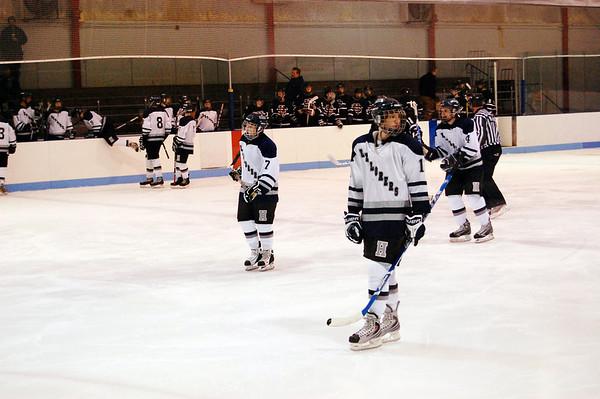 JV Hudson vs University School Thornton Park Tournament