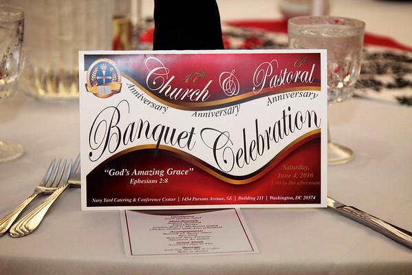 2016 Holy Temple Church Banquet