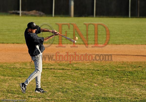 South Davidson vs Bishop Baseball
