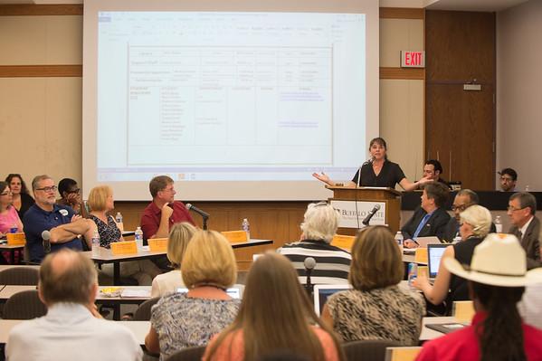 9/9/16 College Senate Meeting