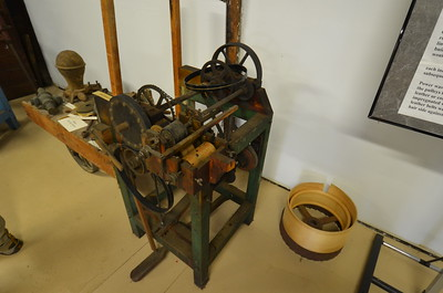 Antique Drum Manufacturing Equipment