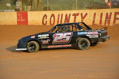 June 25 County Line Raceway