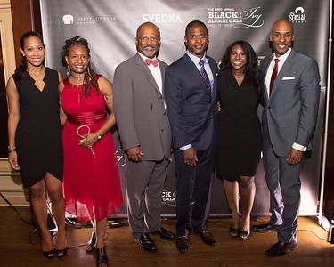 Black Ivy Alumni Leaugue GALA 2013