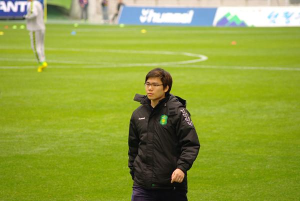 K-League final, Jeonbuk 2011.12.4