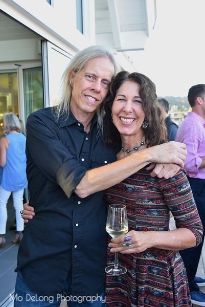 Danny Click and Melanie Haiken