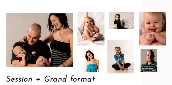 Session + Grand format