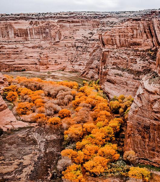 Canyon de Chelly Overlook