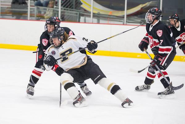 02-13-16 Purdue Hockey vs. Indiana