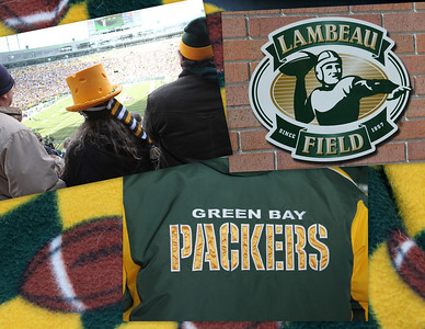 Game Day @ Green Bay, WI  11.04.2012
