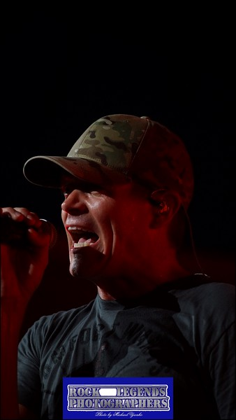3 DOORS DOWN Daily's Place Jacksonville,  FL 7-7-18