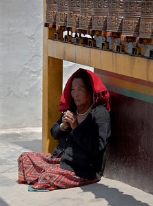 Boundhanth Stupa 八眼神塔