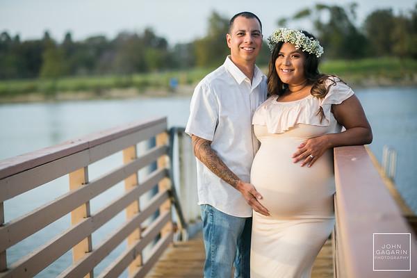 Cesar & Diana Rodriguez Maternity 5.2018