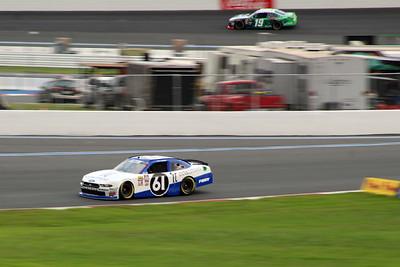 NASCAR Xfinity Practice 2 - Charlotte Motor Speedway Roval - 28 Sept. '18
