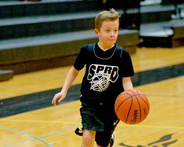3rd & 4th Grade SPRD Basketball @ SHS  2-13-2019