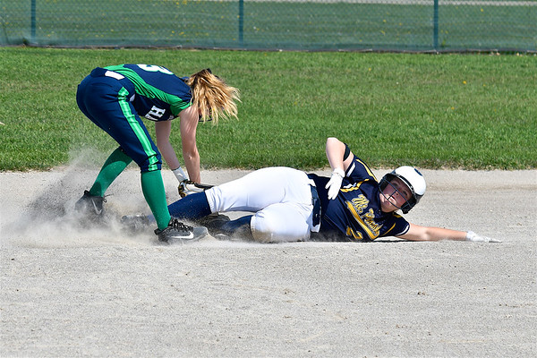 MS Mt. Pleasant vs Saginaw Heritage Softball