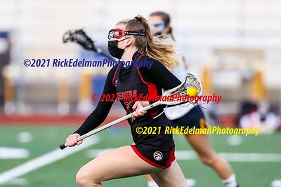 Ballard @ Bellevue Women's Varsity Lacrosse