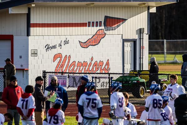 2021-4-22 WHS Boys Lacrosse vs Windham