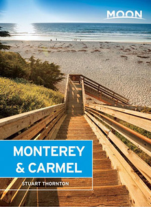 Moon Monterey Guidebook