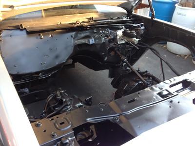 1986 Chevy Monte Carlo Street Car X275