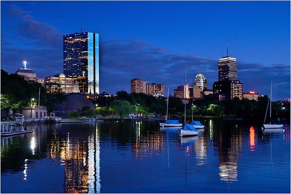 Boston Views