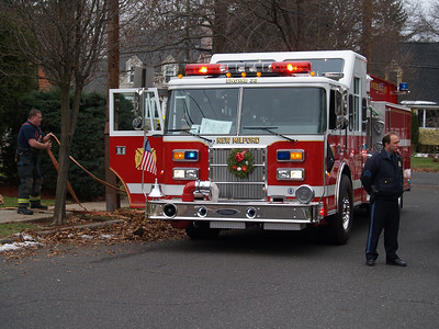 12-26-07 New Milford, NJ - Basement Fire