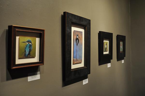 Gallery Opening | By Izak Furey '19