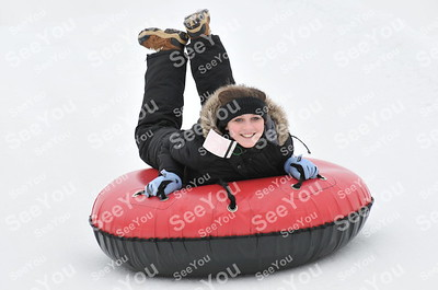 Snow Tubing 3-17-13 3-5pm session